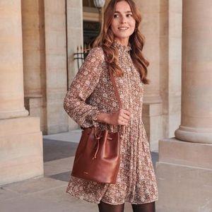 Sezane Olivia Fall Dress